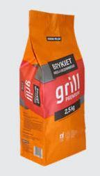 """Kupić Brykiet węgla drzewnego """"Grill Premium"""" o wartości opałowej 29.500 kJ/kg"""