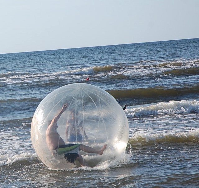 Kupić Kule dmuchane Water Ball
