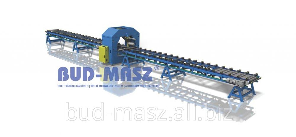 Kupić Linia do owijania pakietów blach - BUD-MASZ