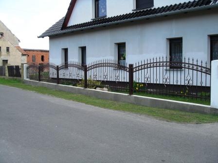 Kupić Kute bramy, płoty, barierki oraz elementy ozdobne