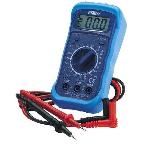 Kupić Multimetr , miernik elektroniczny Draper