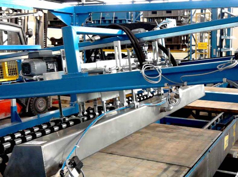 Kupić Linie przemysłowe do produkcji kostki brukowej