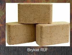 Kupić Brykiet RUF dąb, brzoza, buk