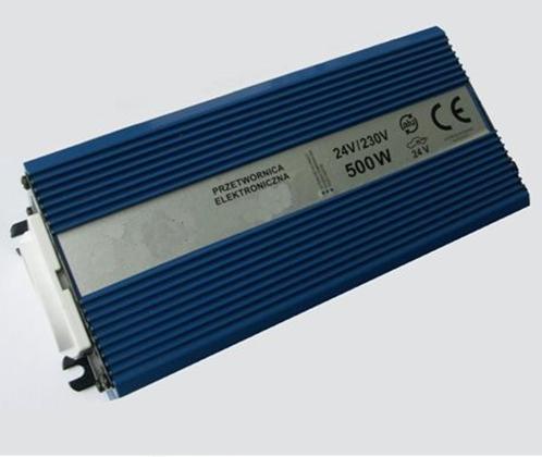 Kupić Inwerter Power Inverter 500 12/230V