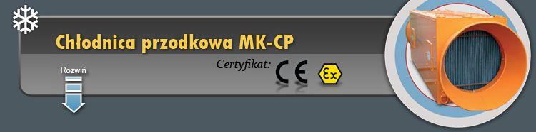 Chłodnica przodkowa MK-CP