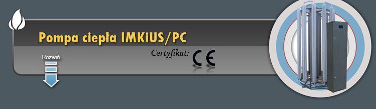 Pompa cieplna IMKiUS/PC
