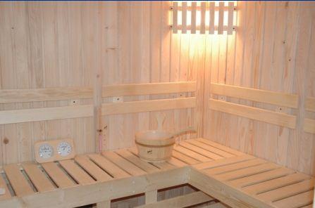 Kupić Sauny drewniane