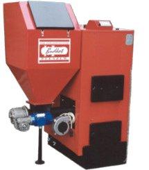 Kupić Kotły stalowe wodne typ KWPS-Generator z palnikiem węglowym