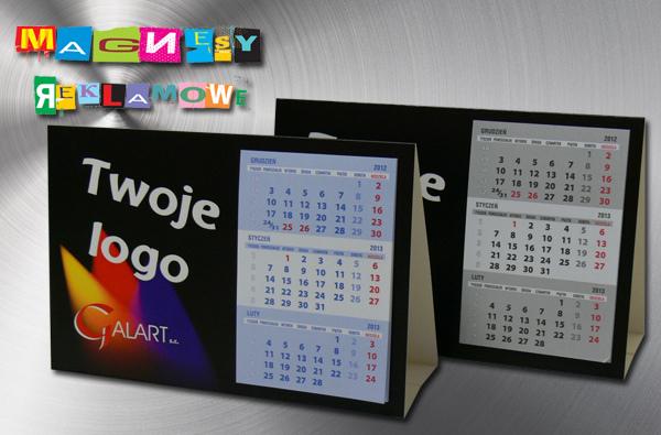Kupić Kalendarz biurkowy