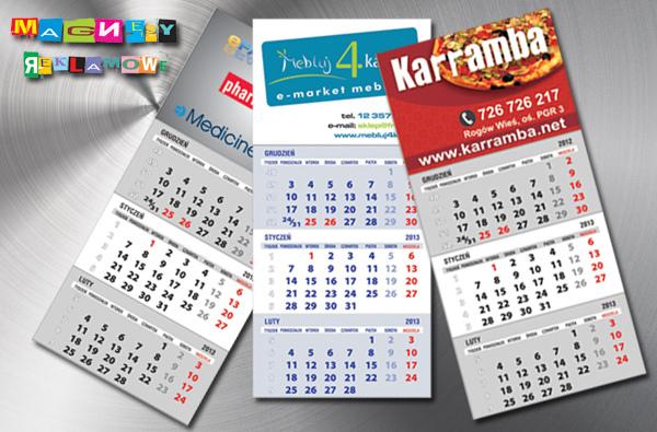 Kupić Kalendarz magnetyczny