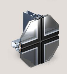 Kupić Fasady z aluminiowego profilu