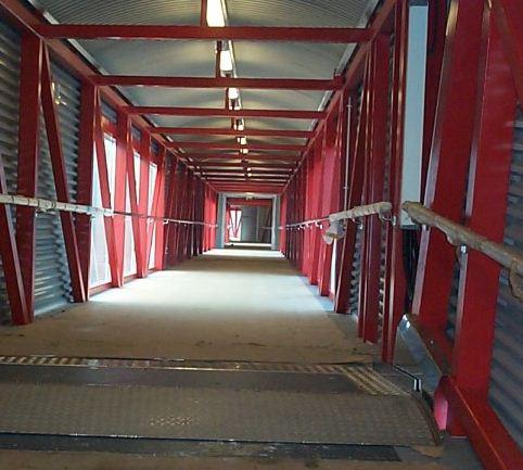 Kupić Konstrukcje metalowe- gangway