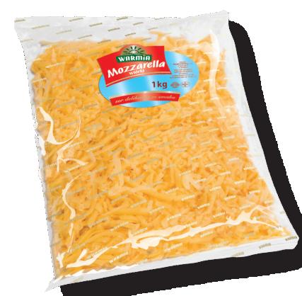 Kupić Ser Mozzarella wiórki Warmia