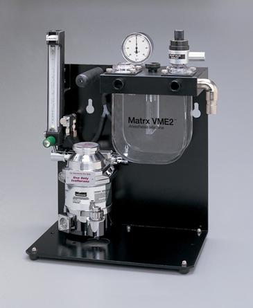 Aparat VME2 do anestezji małych zwierząt - model ścienno/biurkowy