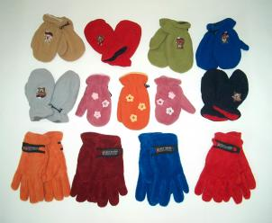 Kupić Rękawice polarowe dla dzieci