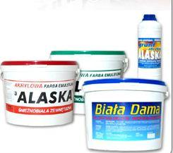 Kupić Farba akrylowa Alaska nieścieralna i wydajna