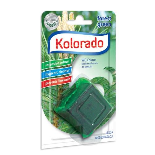 Kupić Kostka WC Kolorado Colour Forest Green / Zielony