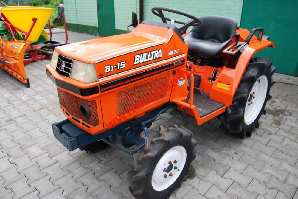 Kupić Mini ciągnik Kubota B1-15D 4x4