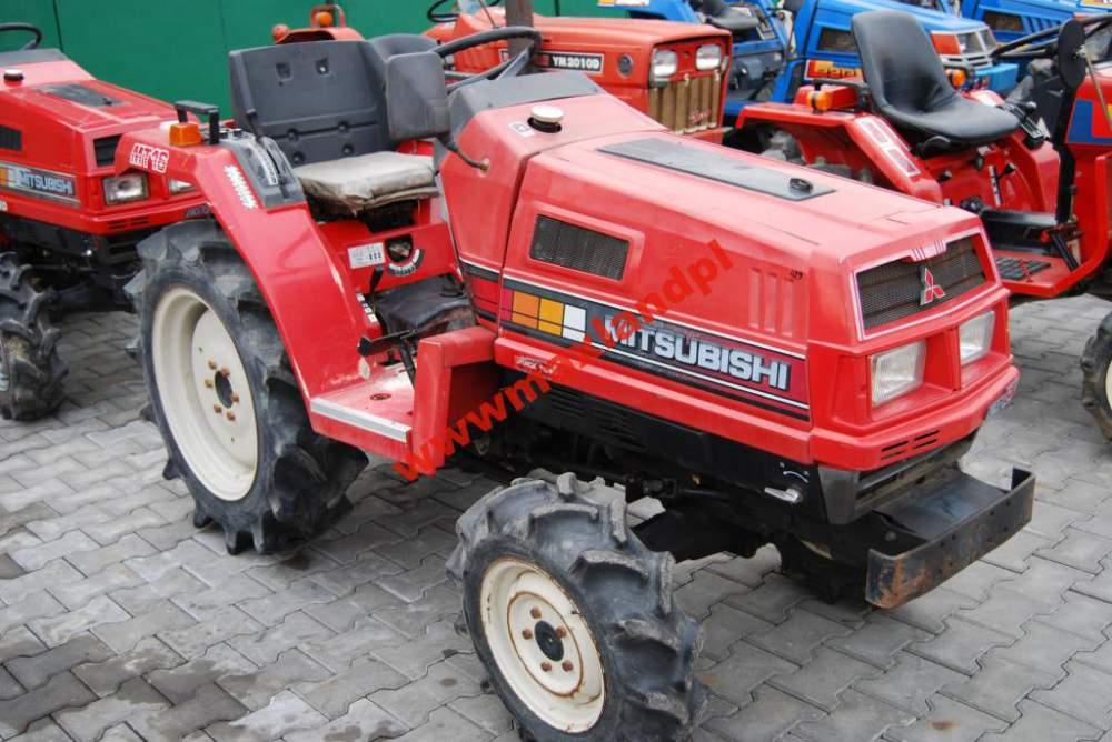 Kupić Ciągnik MITSUBISHI MT16D 4x4 diesel