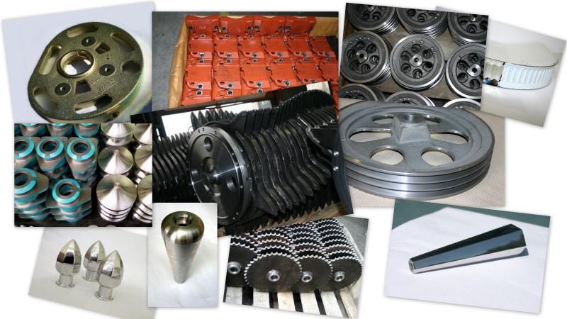 Kupić Części zamienne i wyroby metalowe