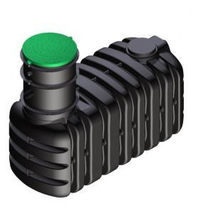 Kupić Zbiorniki z PEHD na wody opadowe