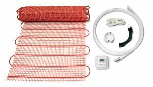 Kupić Zestawy elektrycznego ogrzewania podłogowego QIK