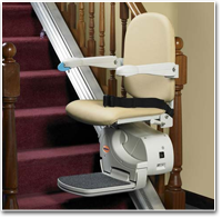 Kupić Krzesełka schodowe VIMEC typ ISCHIA o torze prostym
