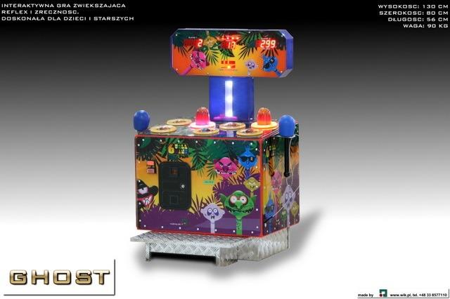 Kupić Interaktywny automat zarobkowy Little Ghost