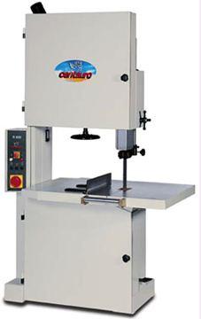 Kupić Przemysłowa piła taśmowa R-800 z automatycznym mechanizmem posuwu materiału