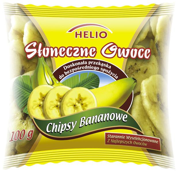Kupić Chipsy bananowe
