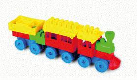 Kupić Pociąg K2 - 3 części