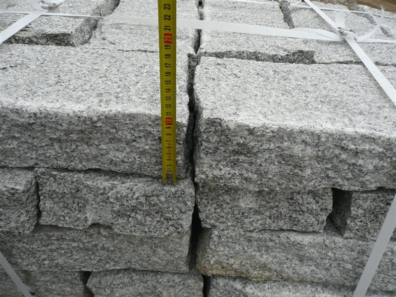 Kupić Opornik granitowy 10/20cm szary