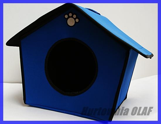 Kupić Buda legowisko dla psa mała niebieska