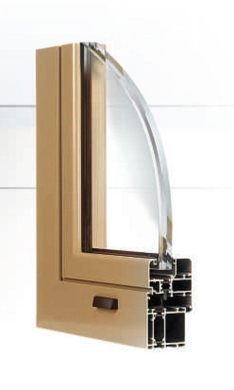 Kupić Okna aluminiowe Metalplast Ciepłe