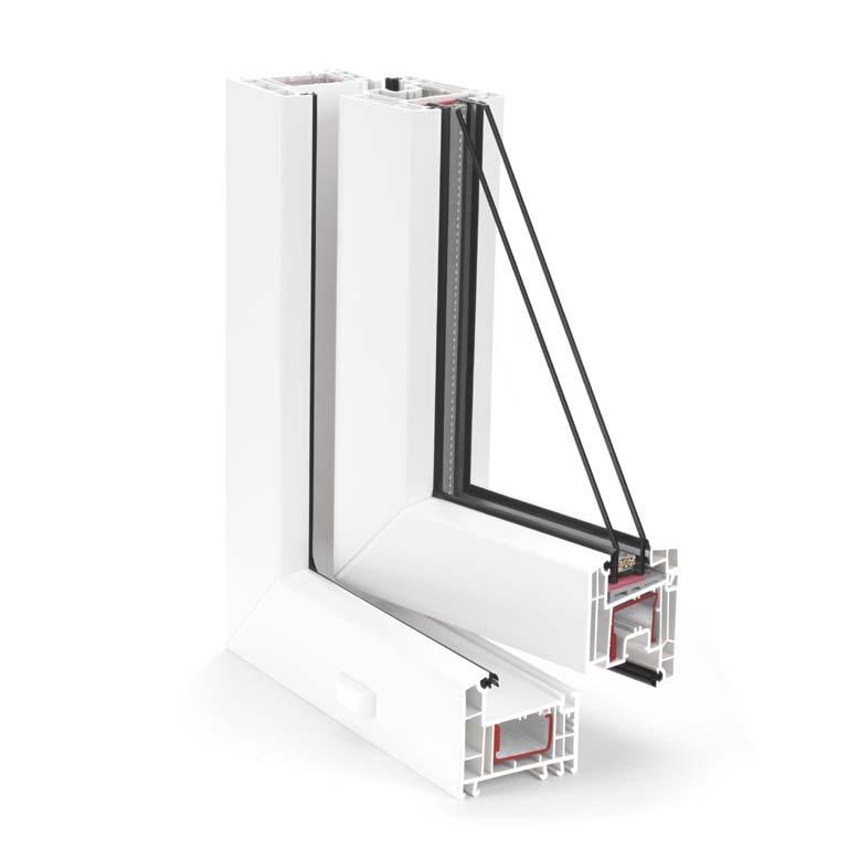 Kupić Okna PCV Rehau EURO-Design 70