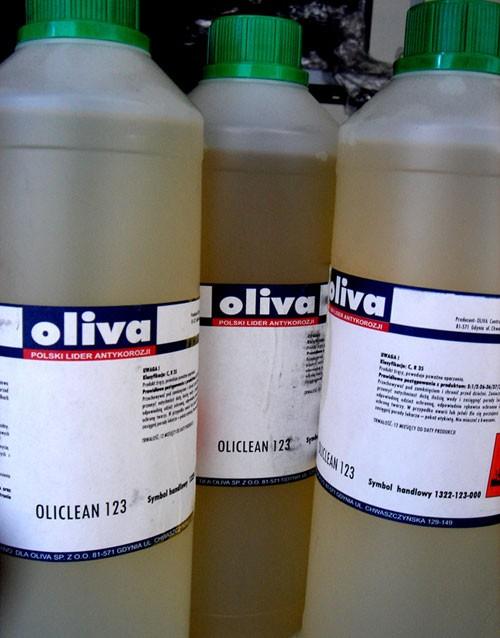 Kupić Środek Oliclean 123