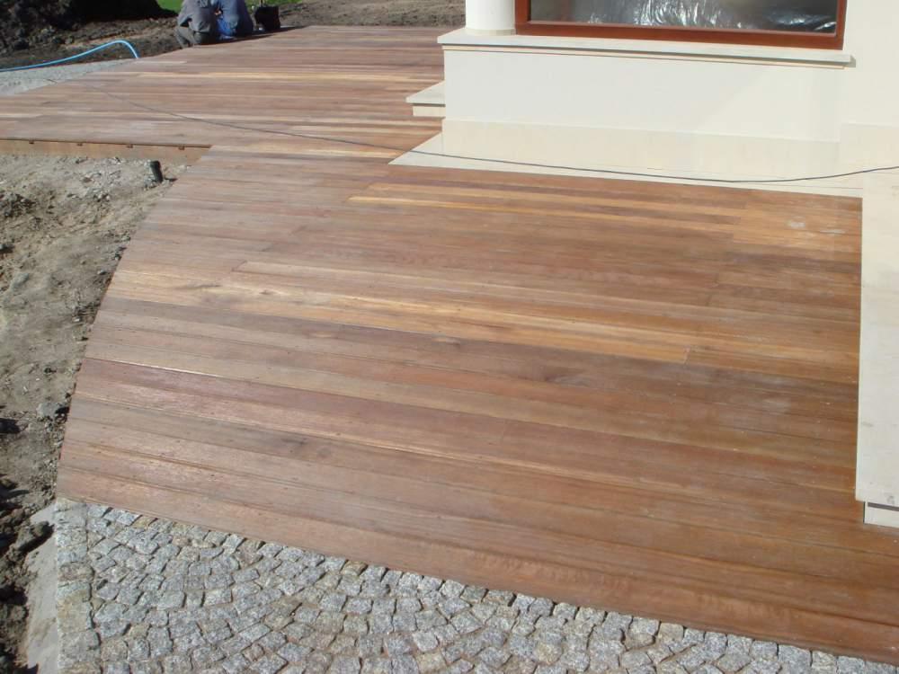 Kupić Podłogi z drewna egzotycznego