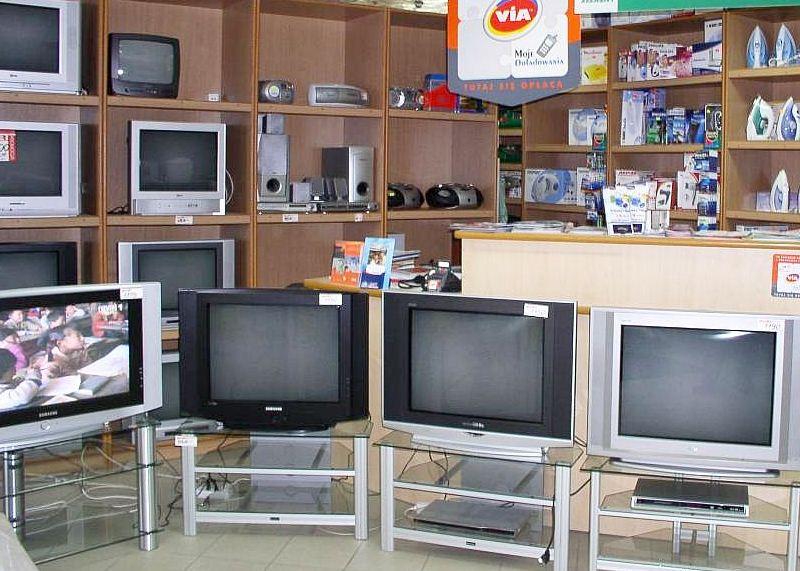 Kupić Sprzęt RTV - telewizory