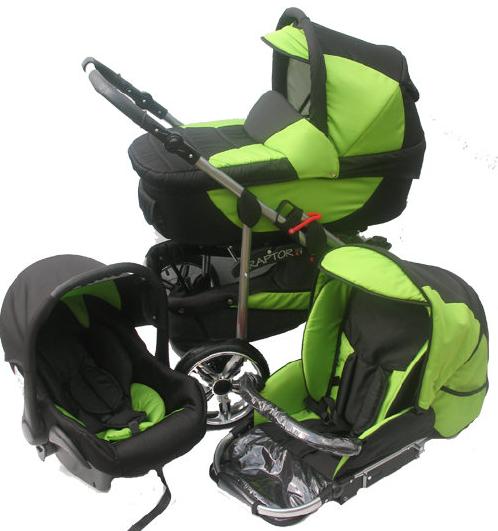 Kupić Wózek dziecięcy RAPTOR