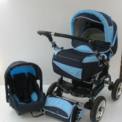 Kupić Wózek Vajper 3 z regulacją twardości amortyzatorów dolnych