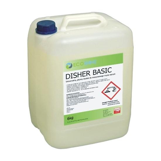 Kupić Uniwersalny płyn do zmywarek gastronomicznych Disher Basic 6kg