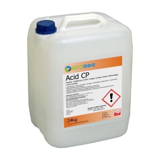 Kupić Kwaśny, niepieniący środek myjący na bazie kwasu fosforowego i cytrynowego
