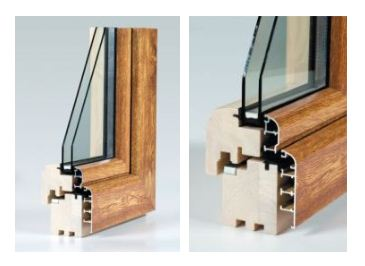 Kupić Okna drewniano-aluminiowe