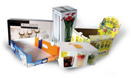 Kupić Opakowania papierowe kaszerowane
