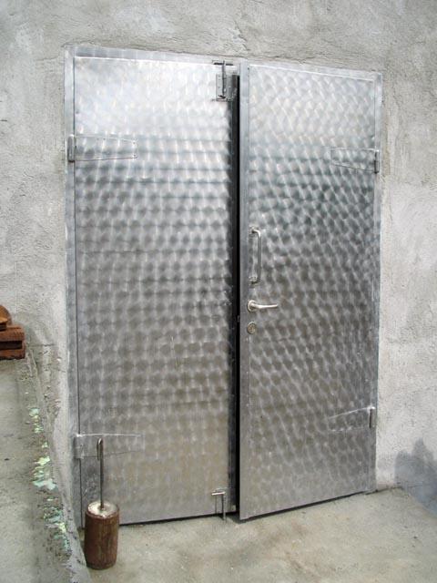 Kupić Drzwi ze stali nierdzewnej