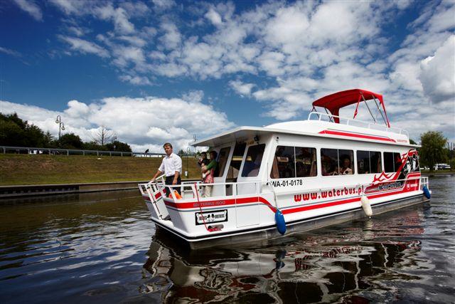 Kupić Łódź pasażerska, katamaran turystyczny, statek