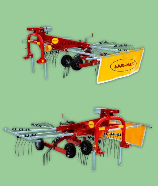 Kupić Zgrabiarki 1 - wirnikowe Z-206