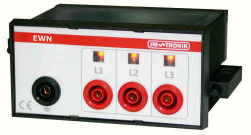 Elektroniczny wskaźnik napięcia - EWN