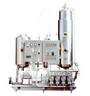 Kupić Urządzenie służy do wytwarzania słodzonych napojów gazowanych poprzez nasycenie wody dwutlenkiem węgla oraz jej mieszanie z zaprawą smakową. Może być również stosowane do wytwarzania wody gazowanej bez żadnych dodatków. Oba procesy przebiegają samoczynnie