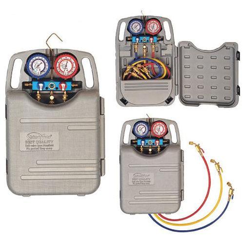 Kupić Zestaw manometrów CH-M72G-C R22, R407C